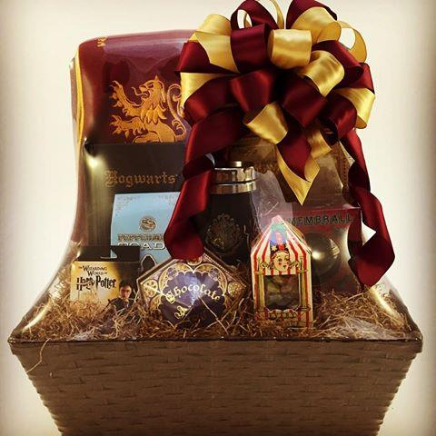 Harry Potter Universal Gifts Baskets Florals Orlando Florida
