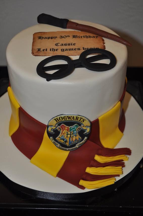 Harry Potter Upgraded Image Disk Decorated 8 99 Each Minimum 6 Cupcakes