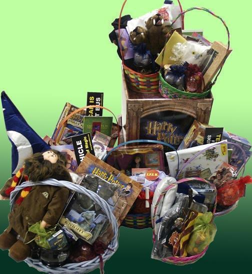 Harry Potter Universal Gifts Baskets Florals - Orlando Florida