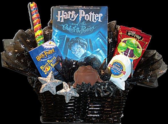 Harry Potter Universal Gifts Baskets Florals - Orlando Florida