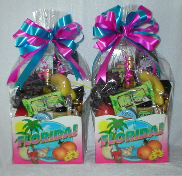 Corporate Orlando Gift Baskets